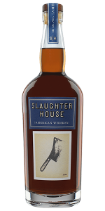 Slaughter House American Whiskey. Image courtesy The Splinter Group.