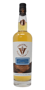 Virginia Distillery Company Brewer's Batch #1. Image courtesy Virginia Distillery Company.