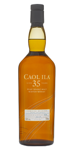 Caol Ila 35 (2018 Edition). Image courtesy Diageo.