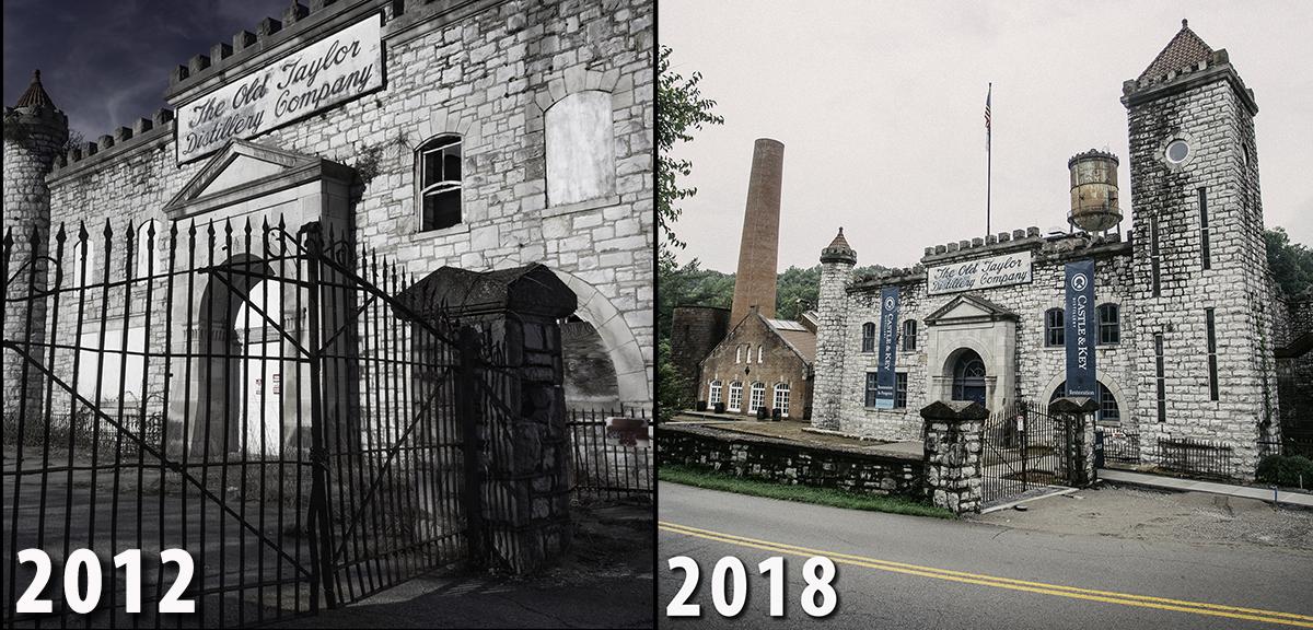 Unlocking The Gates Of Kentucky S Castle Key Distillery Episode