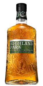 Highland Park Spirit of the Bear. Image courtesy Highland Park/Edrington.