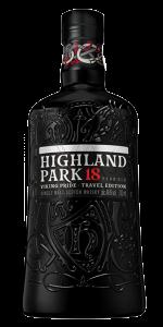 Highland Park 18 Viking Pride Travel Edition. Image courtesy Highland Park/Edrington.