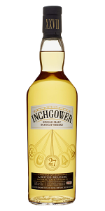 Inchgower 27 (2018 Edition). Image courtesy Diageo.