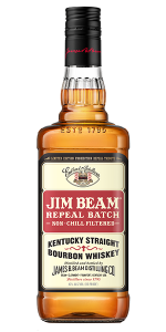 Jim Beam Repeal Batch Bourbon. Image courtesy Jim Beam.