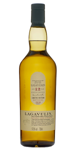 Lagavulin 12 (2018 Edition). Image courtesy Diageo.