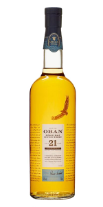 Oban 21 (2018 Edition). Image courtesy Diageo.