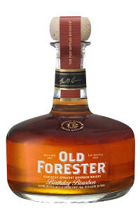 Old Forester 2018 Birthday Bourbon. Image courtesy Old Forester/Brown-Forman.