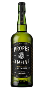 Proper No. Twelve Irish Whiskey. Image courtesy Eire Born Spirits.