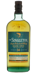 The Singleton of Glen Ord 14 (2018 Edition). Image courtesy Diageo.