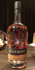 Starward Nova Australian Single Malt. Photo ©2018, Mark Gillespie/CaskStrength Media.