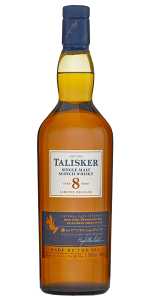 Talisker 8 (2018 Release). Image courtesy Diageo.