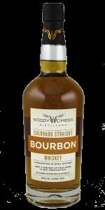 Woody Creek Colorado Straight Bourbon. Photo ©2018, Mark Gillespie/CaskStrength Media.