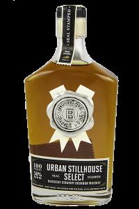 Jim Beam Urban Stillhouse Select Bourbon. Photo ©2018, Mark Gillespie/CaskStrength Media.