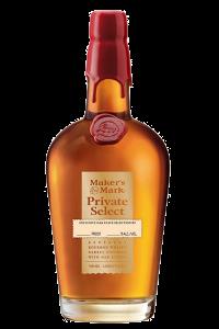 Maker's Mark Private Select. Image courtesy Maker's Mark Distillery.