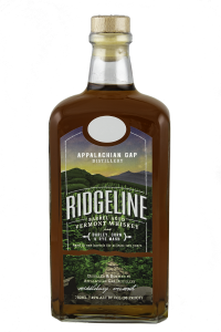 Ridgeline Vermont Whiskey. Photo ©2018, Mark Gillespie/CaskStrength Media.