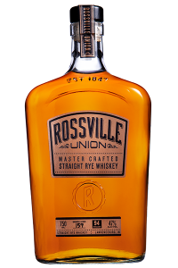 Rossville Union Master Crafted Rye. Image courtesy MGP.