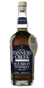 Tanner's Creek Blended Bourbon. Image courtesy MGP.