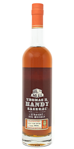 Thomas H. Handy Sazerac Rye 2018 Edition. Image courtesy Buffalo Trace.