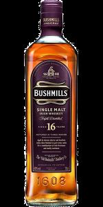 Bushmills 16. Image courtesy Bushmills.