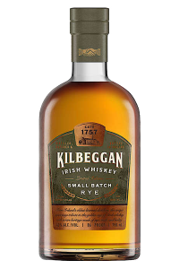 Kilbeggan Small Batch Rye. Image courtesy Kilbeggan/Beam Suntory.