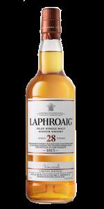 Laphroaig 28. Image courtesy Laphroaig/Beam Suntory.