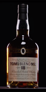 Tom's Blend No. 1. Image courtesy The Last Drop Distillers.