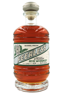 Peerless Rye. Image courtesy Kentucky Peerless Distilling.