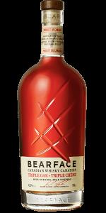 Bearface Canadian Whisky. Image courtesy Bearface Spirits/Marc Anthony Wines & Spirits.