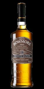 Bowmore White Sands. Image courtesy Bowmore/Beam Suntory.