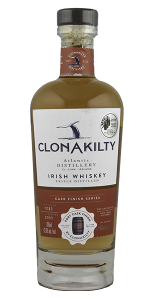 Clonakilty Port Cask. Photo ©2018, Mark Gillespie/CaskStrength Media.