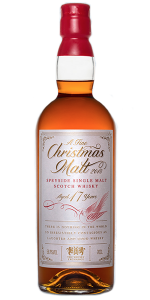 A Fine Christmas Malt 2018. Image courtesy Speciality Drinks/The Whisky Exchange.