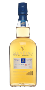Glen Elgin 18 (2017 Release). Image courtesy Diageo.