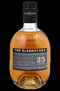 The Glenrothes 25. Image courtesy The Glenrothes/Edrington.