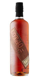 Lot 40 Cask Strength 2018 Edition. Image courtesy Corby Spirits & Wine.