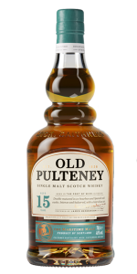 Old Pulteney 15. Image courtesy Old Pulteney.