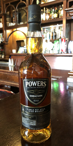 Powers 15 Finnegan's of Dalkey Single Cask. Photo ©2018, Mark Gillespie/CaskStrength Media.