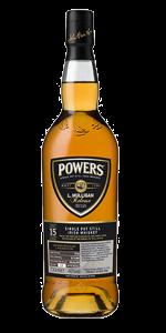 Powers 15 L. Mulligan Single Grocer Cask. Image courtesy L. Mulligan Grocer.