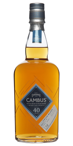Cambus 40 Years Old. Image courtesy Diageo.