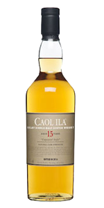 Caol Ila 15 (2016 Release). Image courtesy Diageo.