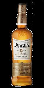 """Dewar's 15 """"The Monarch."""" Image courtesy John Dewar & Sons."""