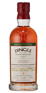 Dingle Second Single Pot Still Release. Image courtesy Dingle Distillery.
