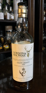Gordon & MacPhail Glen Grant 1966 Single Malt. Photo ©2018, Mark Gillespie/CaskStrength Media.
