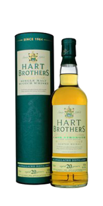 Hart Brothers Glenallachie 20 Years Old. Image courtesy ANBL.