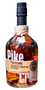 Pike Creek 21 2018 Edition. Image courtesy Corby Spirits & Wine.
