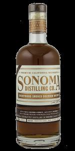 Sonoma Cherrywood Smoked Bourbon. Photo ©2019, Mark Gillespie/CaskStrength Media.