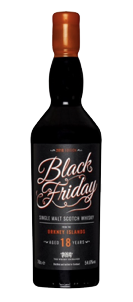 The Whisky Exchange Black Friday 2018 Edition. Image courtesy The Whisky Exchange.