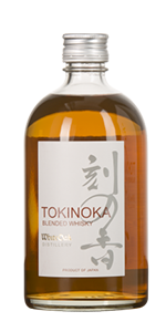Tokinoka Blended Whisky. Image courtesy Eigashima Shuzo.