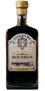 Chuckanut Bay 96 Proof Bourbon. Image courtesy Chuckanut Bay Distillery.