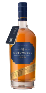 Cotswolds Founder's Choice. Image courtesy The Cotswolds Distillery.