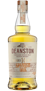 Deanston 14 Spanish Oak. Image courtesy Deanston/Distell.